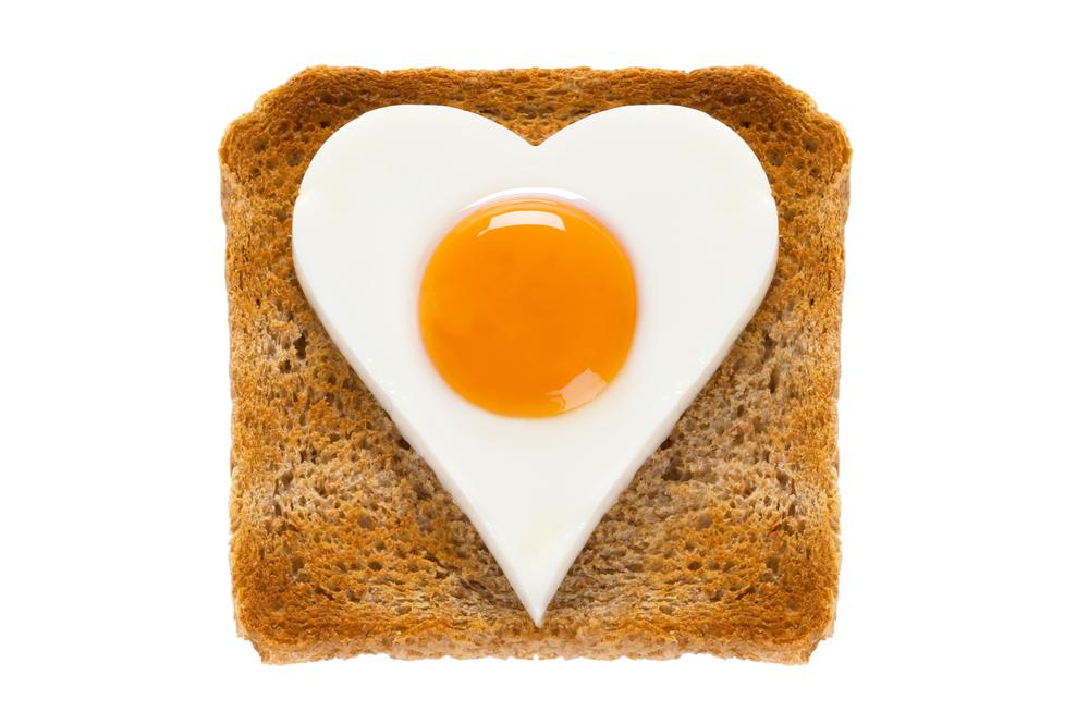 Yumurta Kalp İçin Zararlı mı?